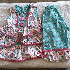 Girls jelly the pug outfit